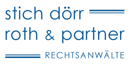 Logo stich dörr roth & partner